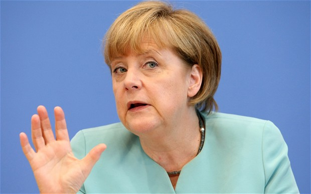EZIOKWU WRITERS: NO SELLING OF ARMS TO GENOCIDAL NIGERIA ANGELA MERKEL