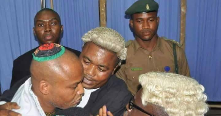 Time to take the bull by the horn, Kanu must be released - Barr.  Ifeanyi Ejiofor  - Biafra Today