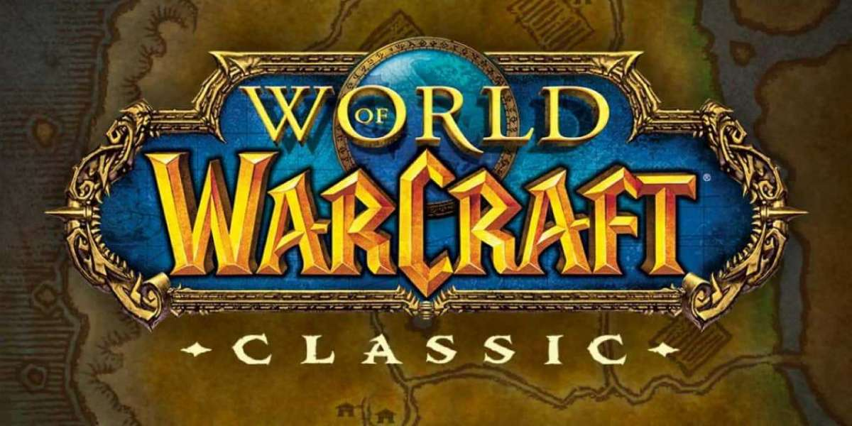 The aboriginal affair I noticed if jumping into WOW Classic